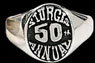 Sturgis 50th Annual Ring-Small-SS